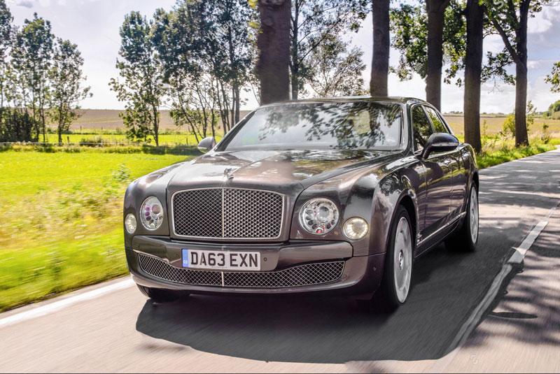 Bentley-Mulsanne-Front-look