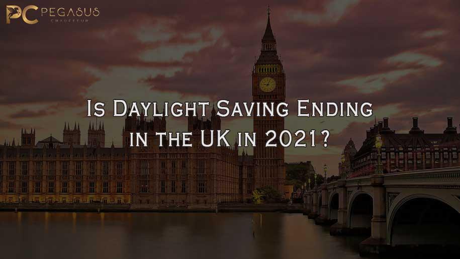 Daylight Saving Uk