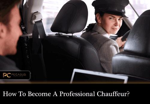 professional chauffeur services london